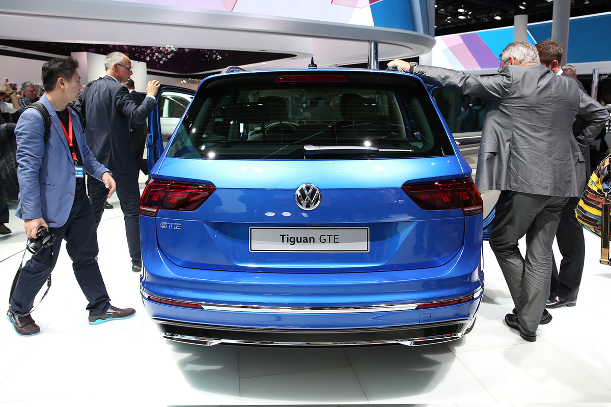 New cars Frankfurt motor show 2015_38