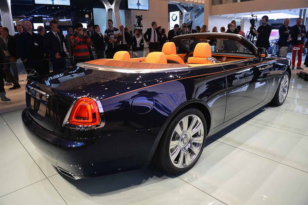 New cars Frankfurt motor show 2015_93
