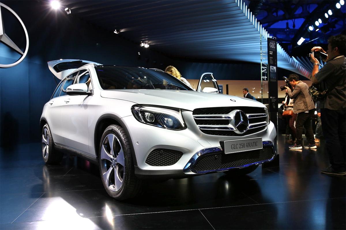 New cars Frankfurt motor show 2015_98