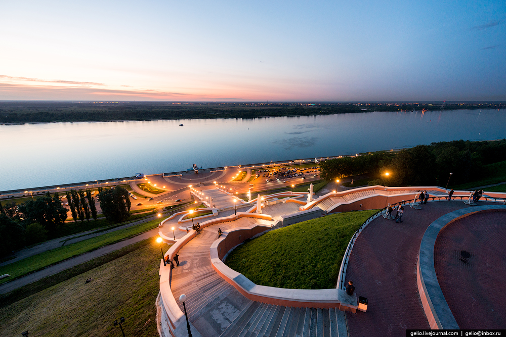 Nizhny Novgorod with height_06