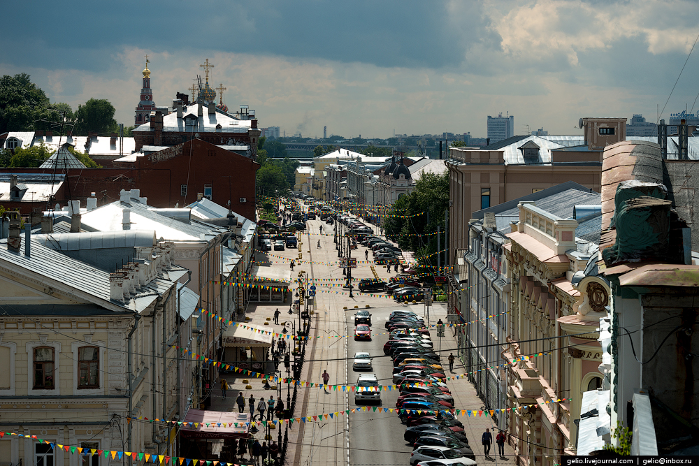Nizhny Novgorod with height_19