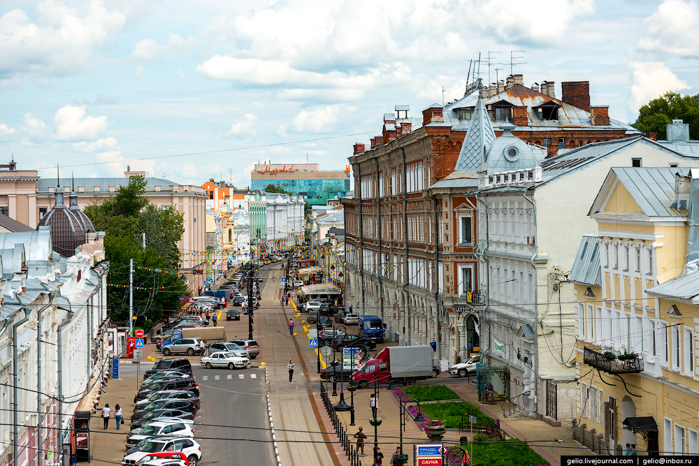 Nizhny Novgorod with height_20