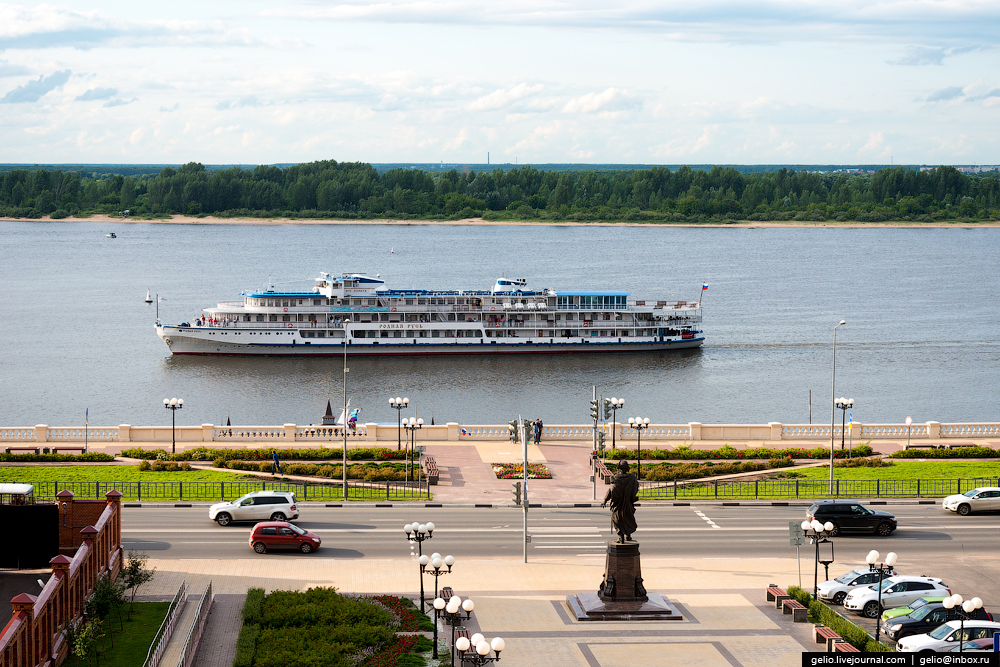 Nizhny Novgorod with height_23