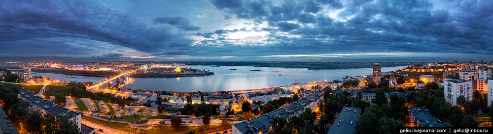 Nizhny Novgorod with height_27