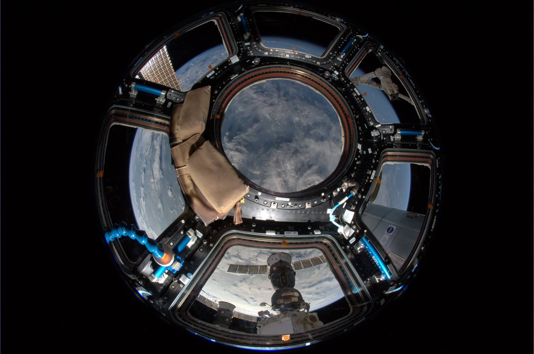 Photos astronaut Alexander Gerst 05