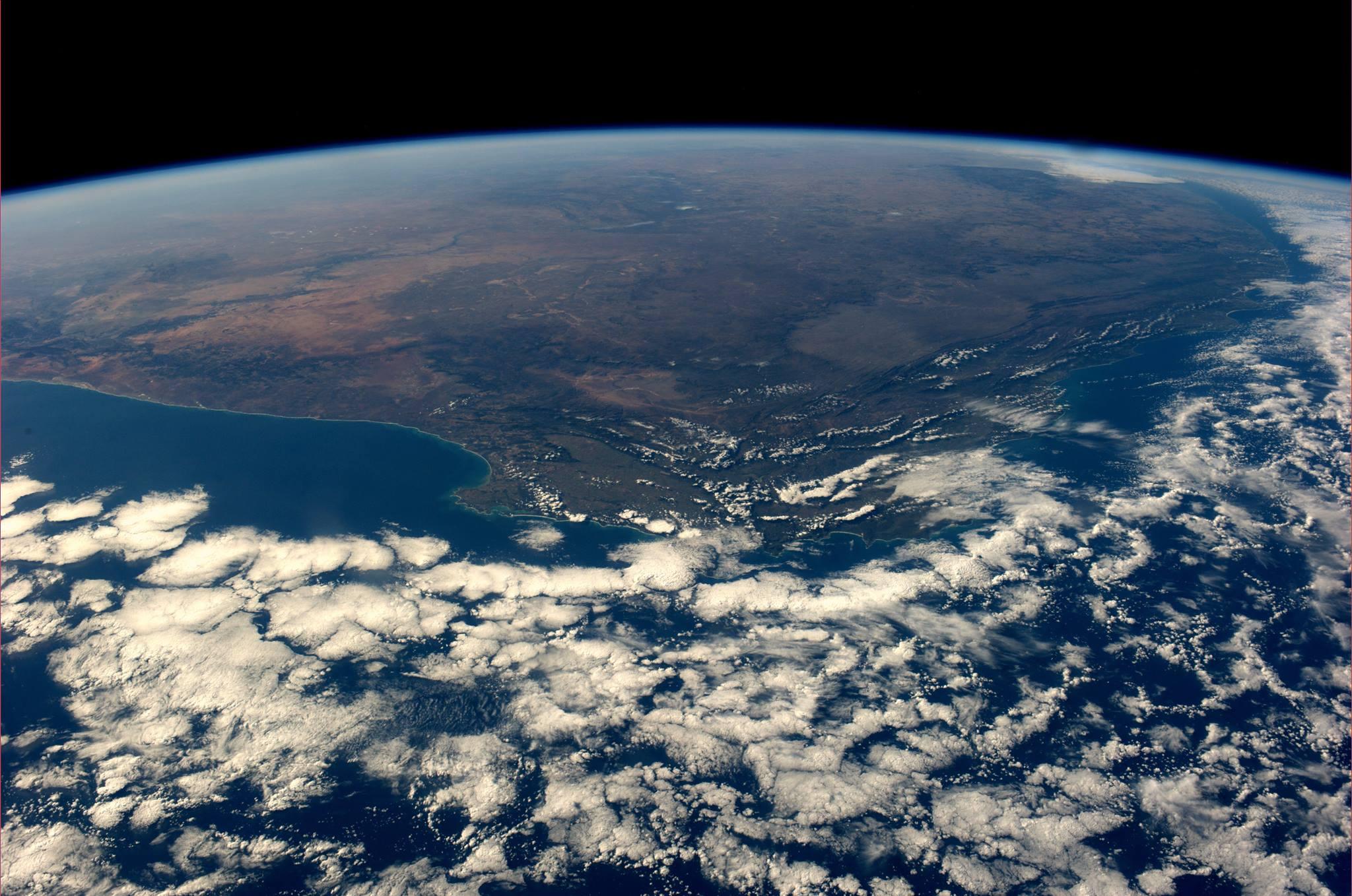 Photos astronaut Alexander Gerst 11