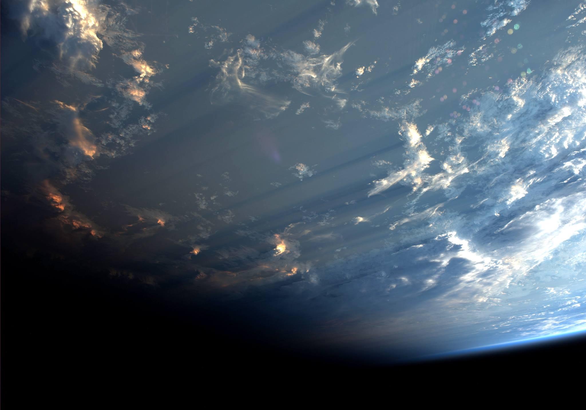 Photos astronaut Alexander Gerst 12
