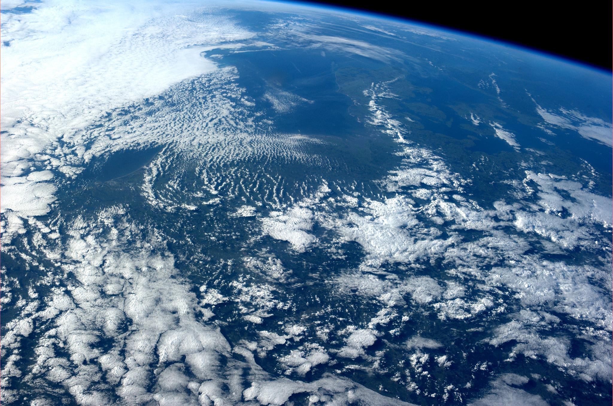 Photos astronaut Alexander Gerst 14