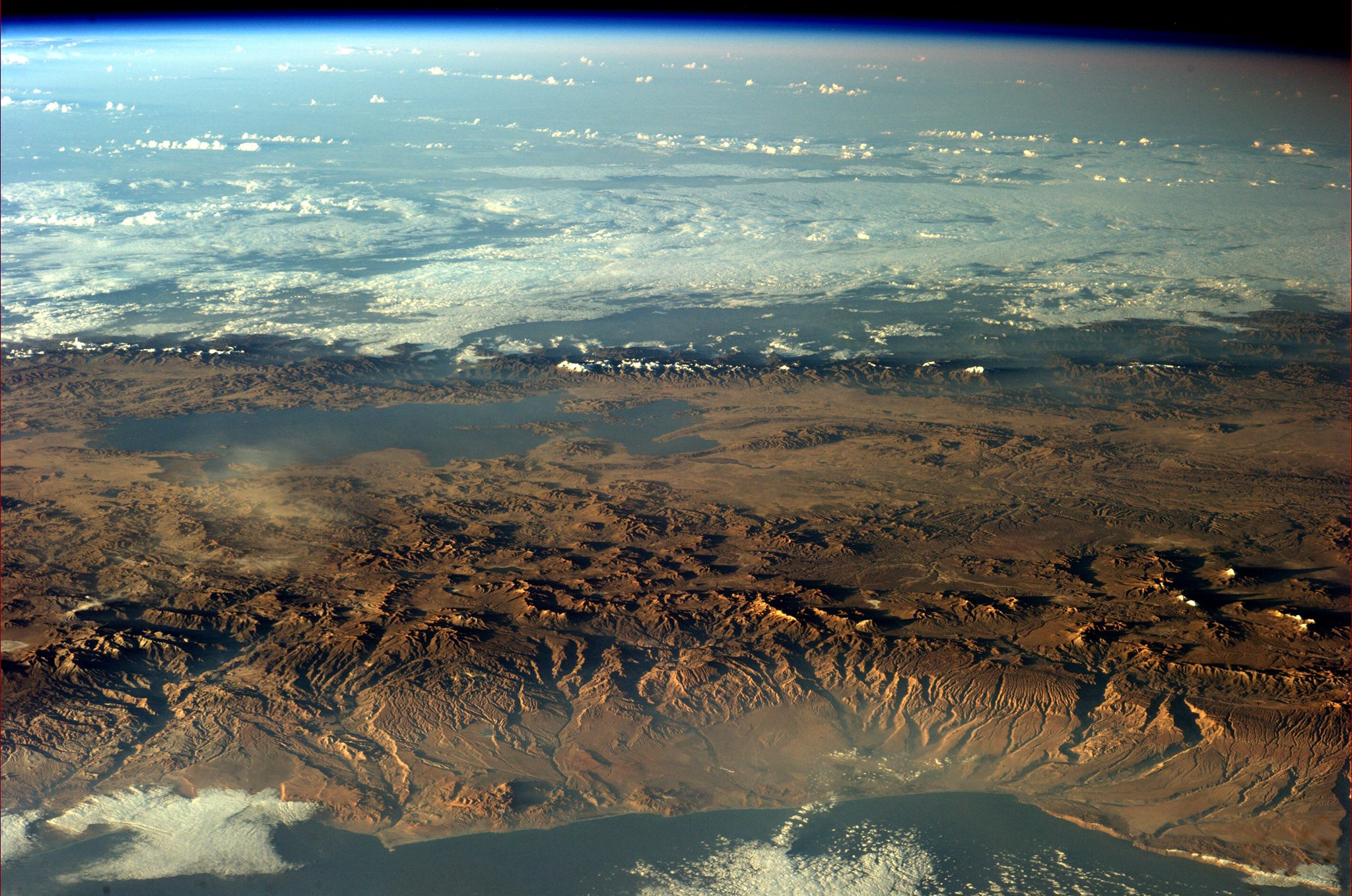 Photos astronaut Alexander Gerst 17