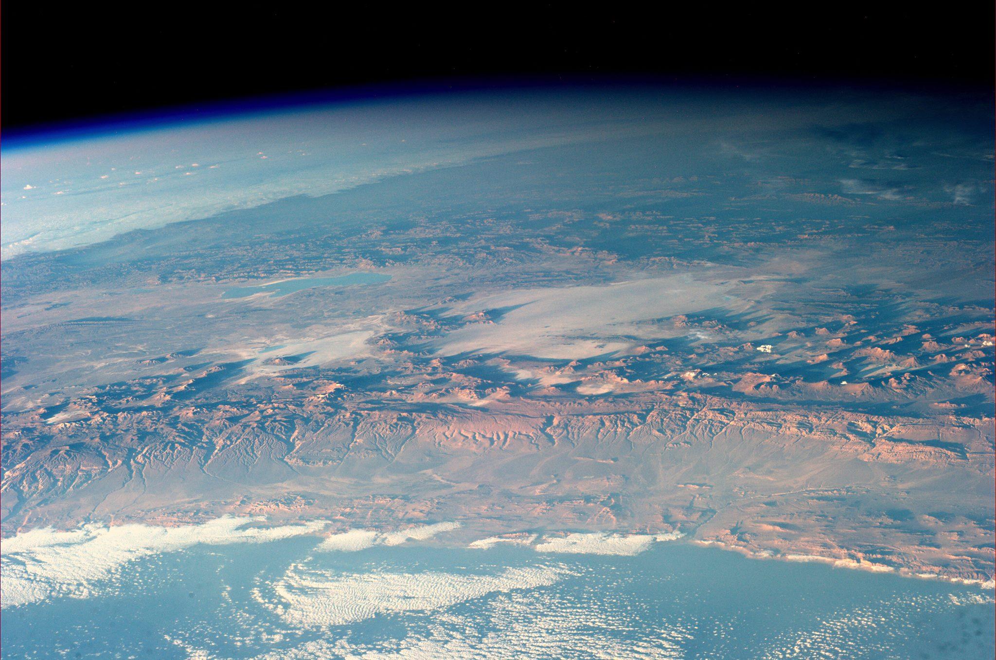Photos astronaut Alexander Gerst 18