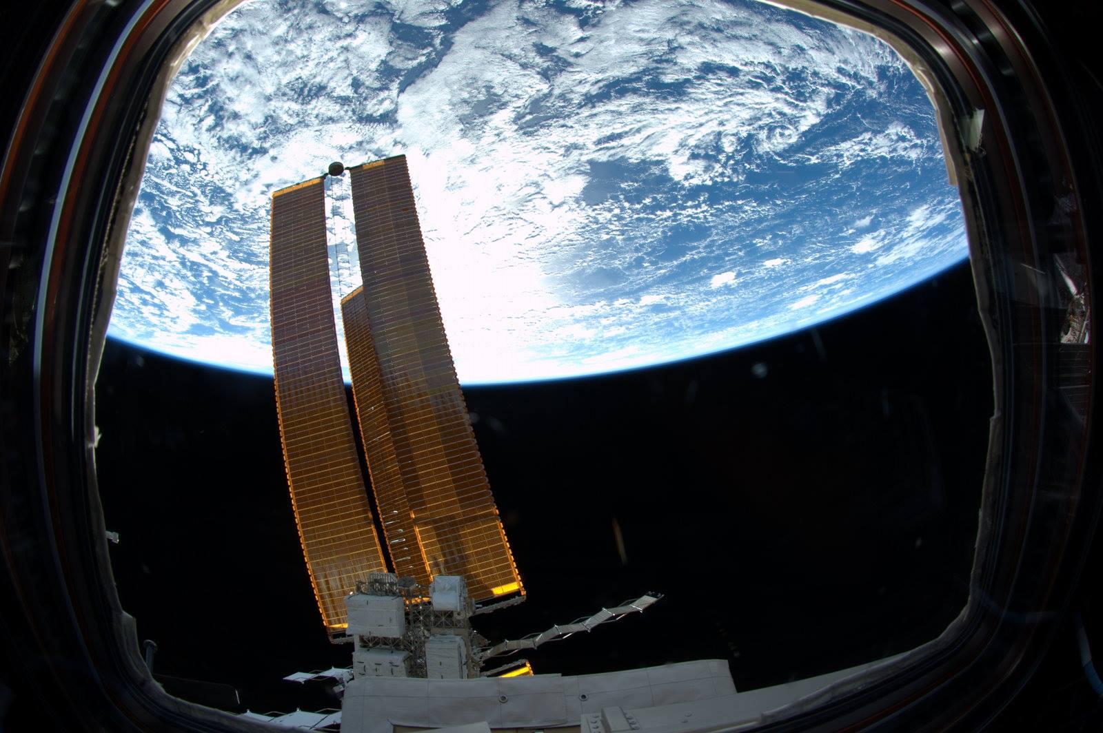 Photos astronaut Alexander Gerst 19