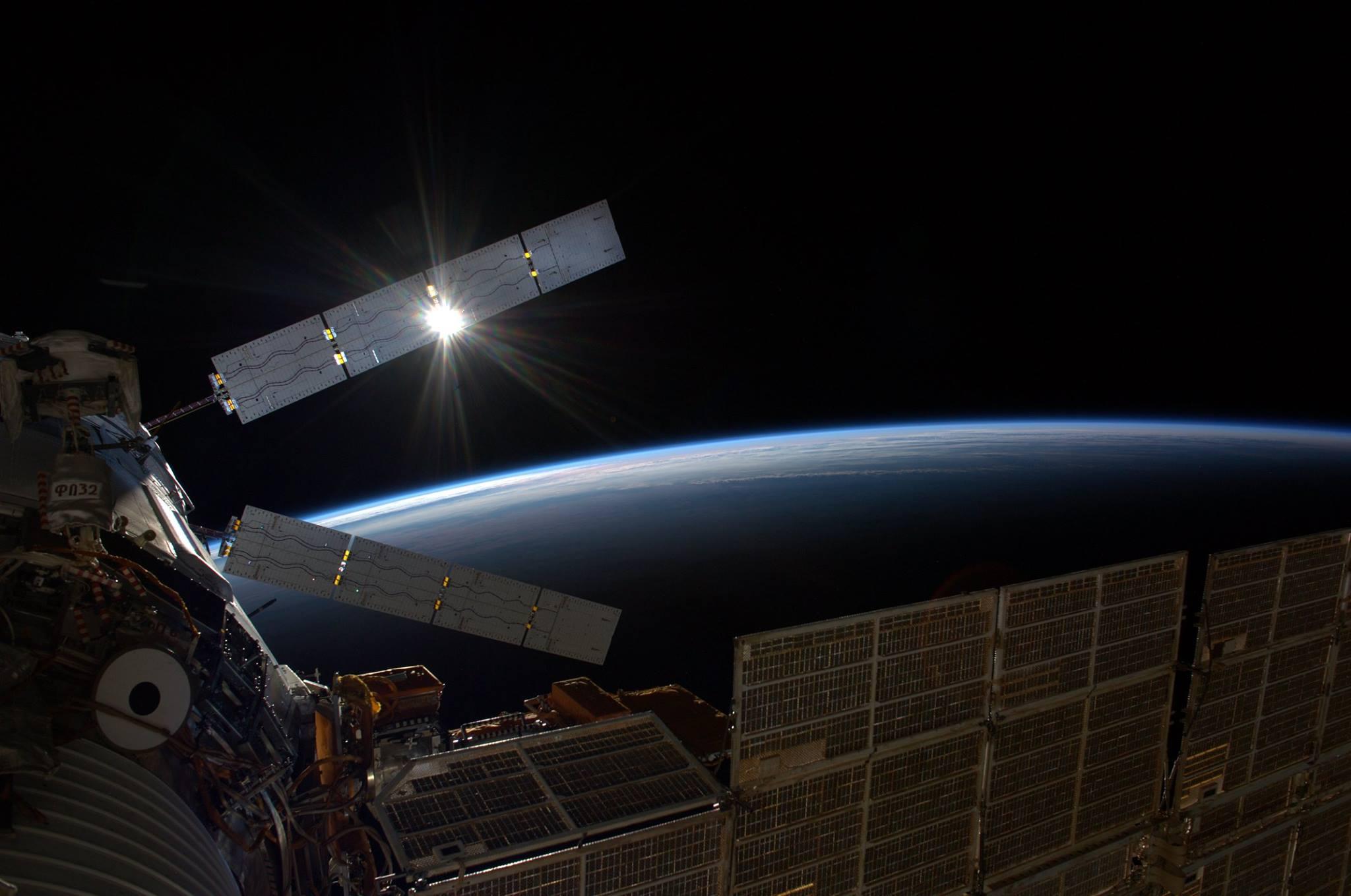 Photos astronaut Alexander Gerst 24