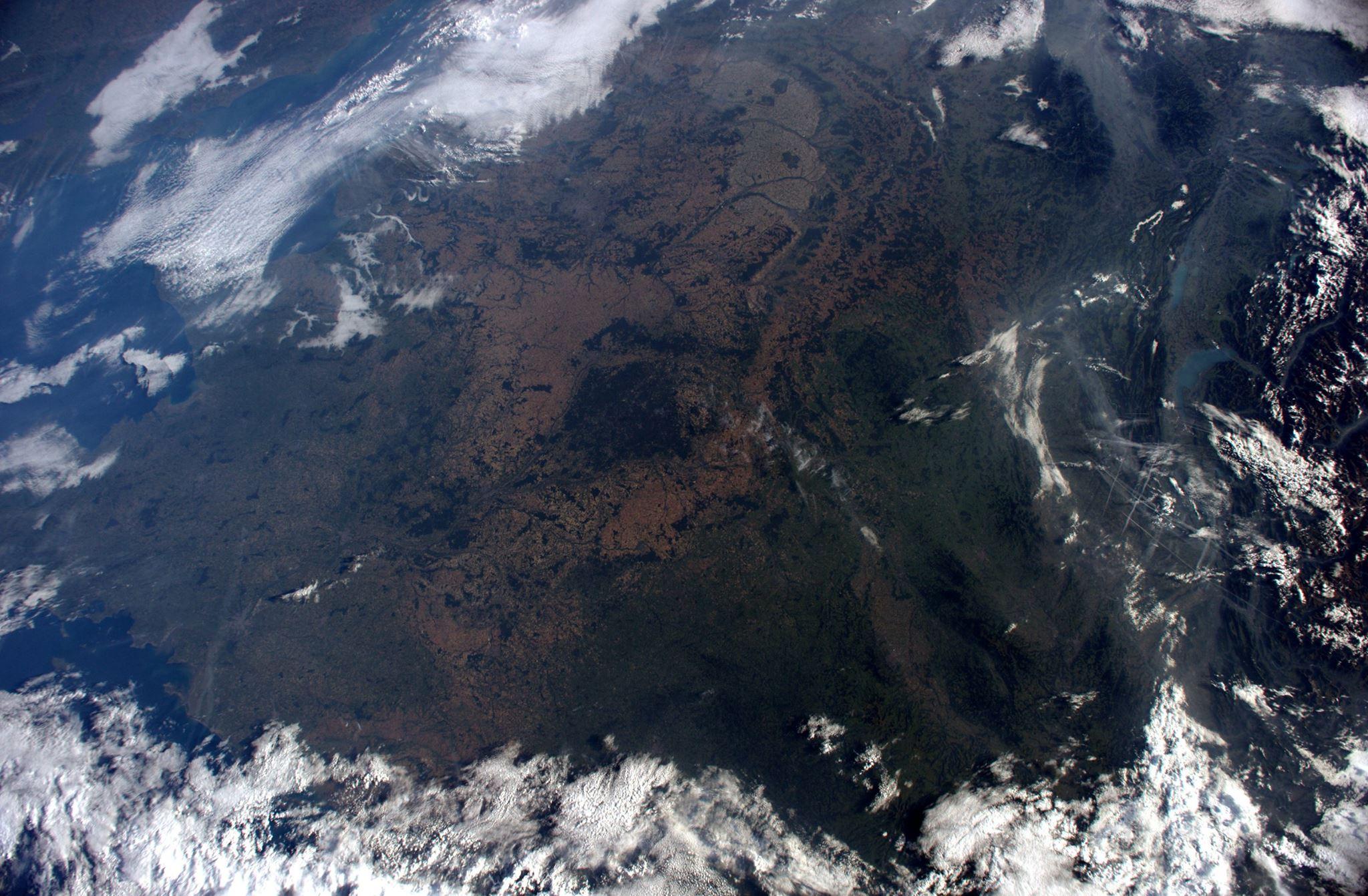 Photos astronaut Alexander Gerst 27