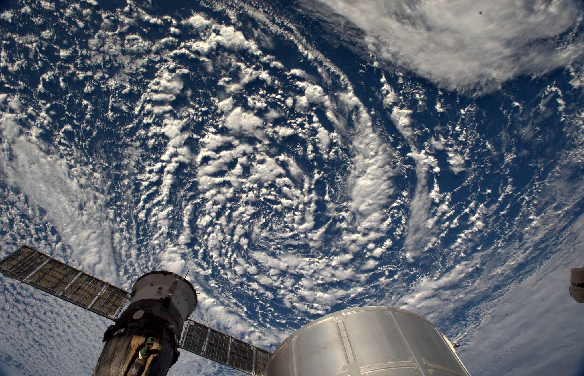 Photos astronaut Alexander Gerst 28