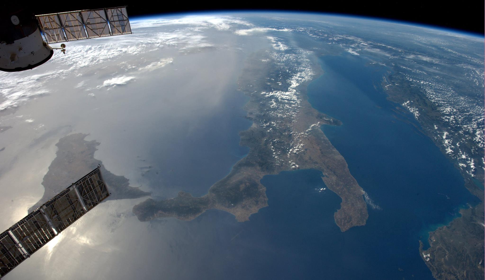 Photos astronaut Alexander Gerst 29