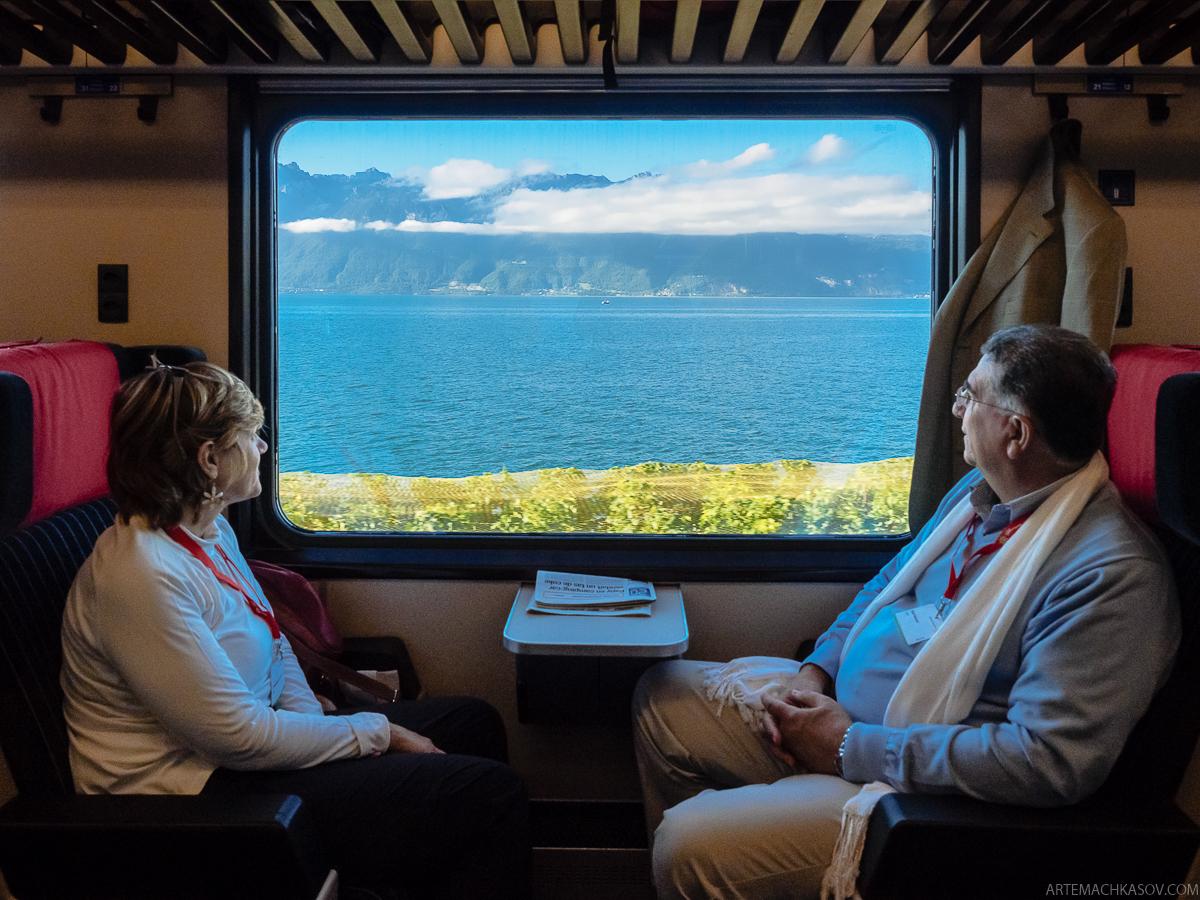Почему в Швейцарии в поездах нет телевизоров