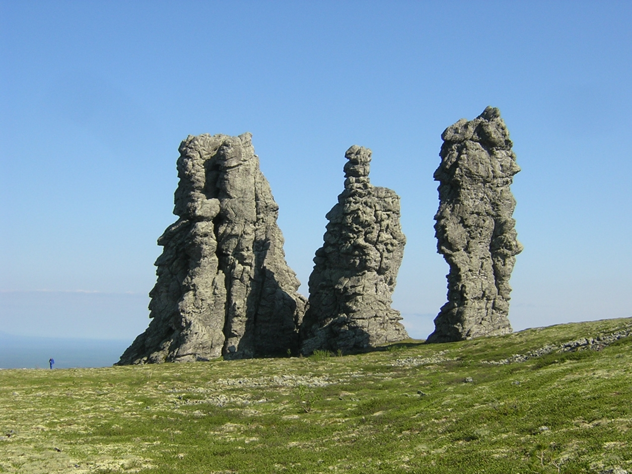 The Manpupuner Rock Formations 06