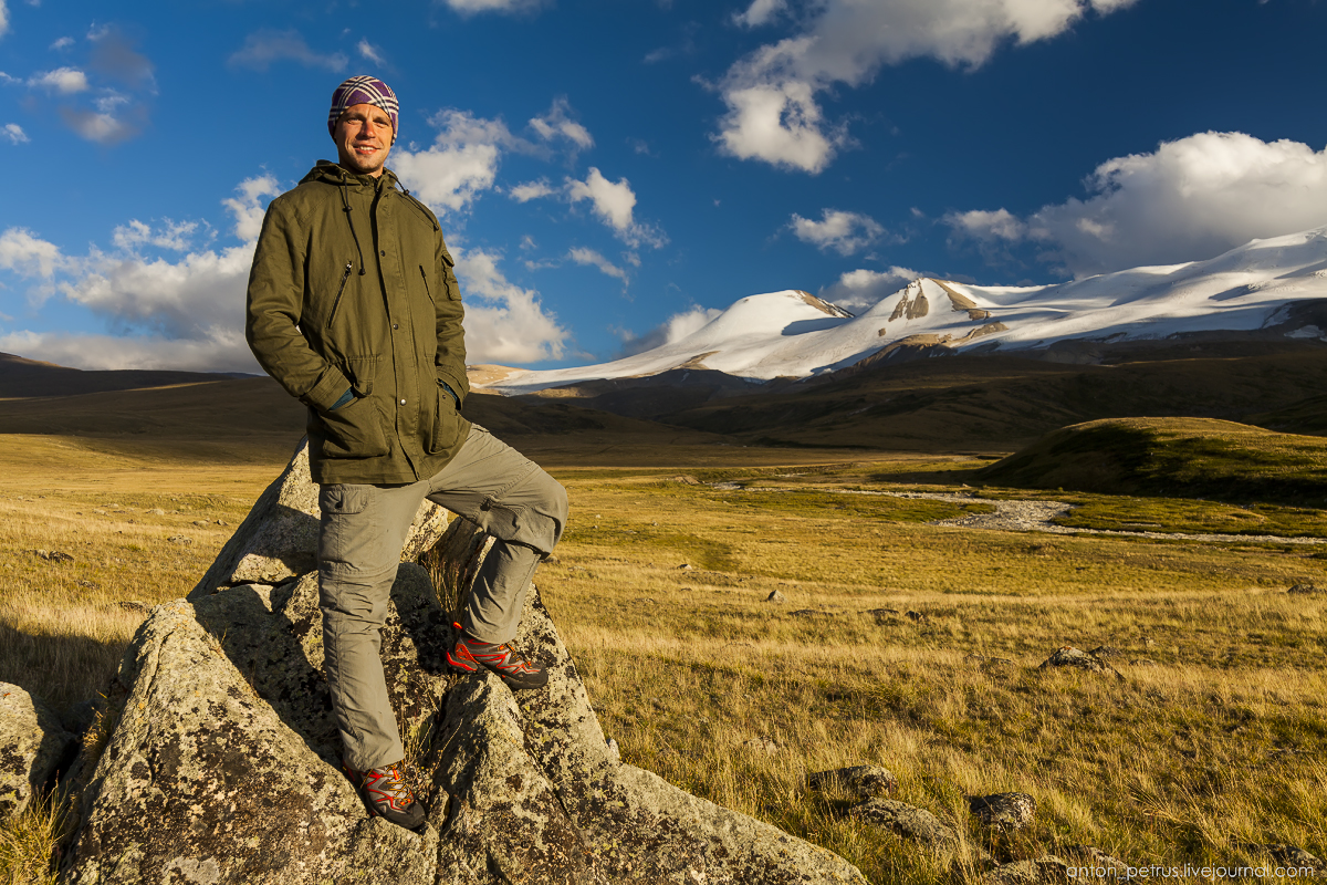 The energy of the mountains. The Ukok Plateau 06