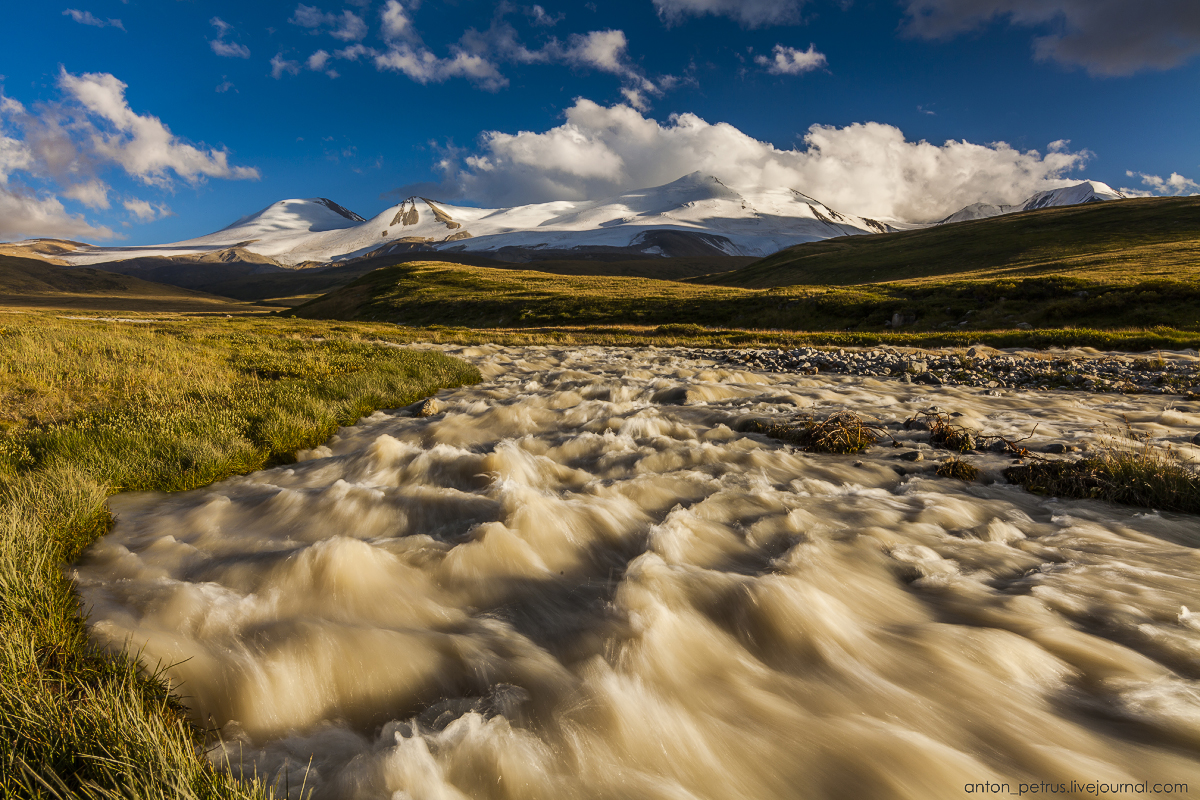 The energy of the mountains. The Ukok Plateau 07