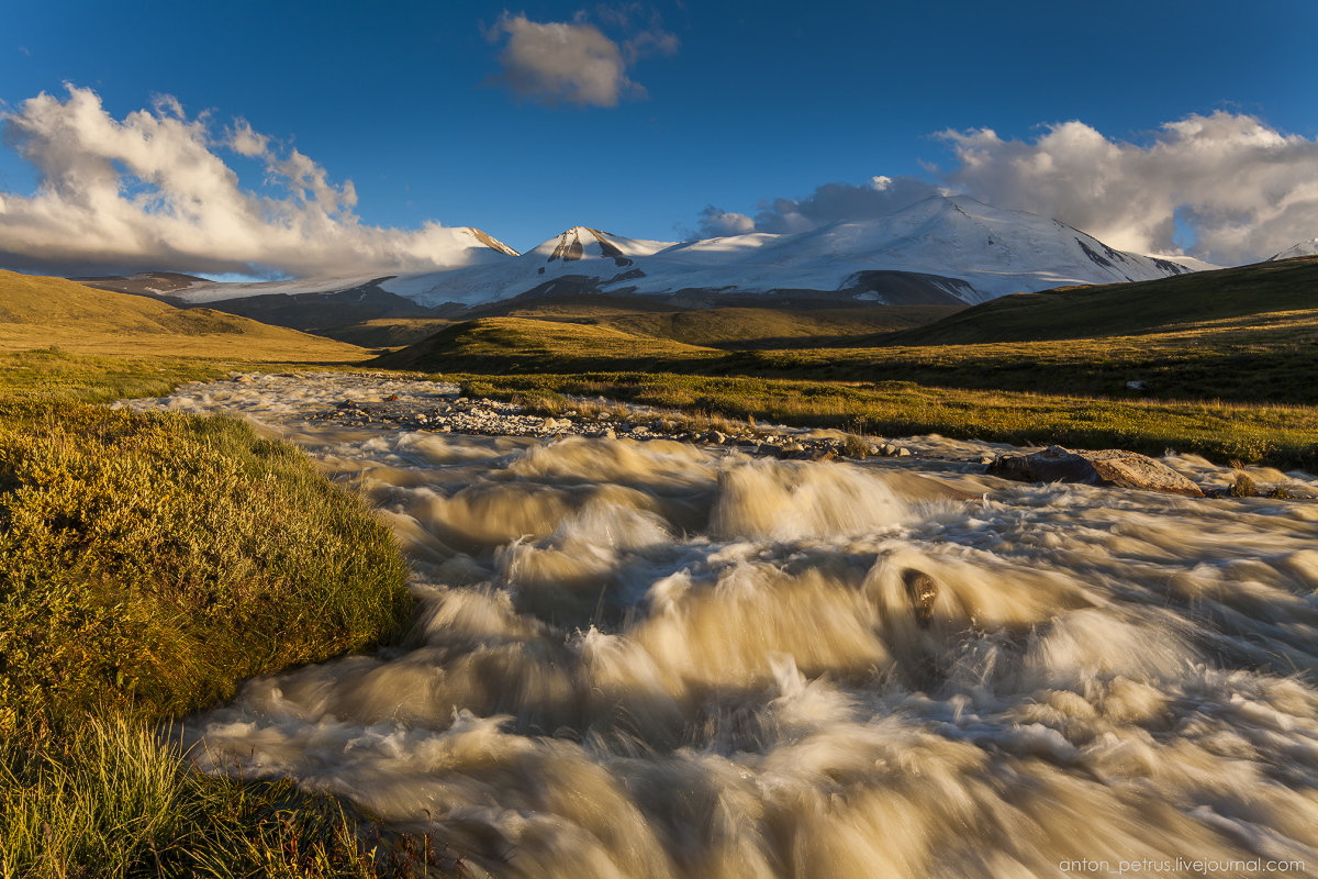 The energy of the mountains. The Ukok Plateau 08