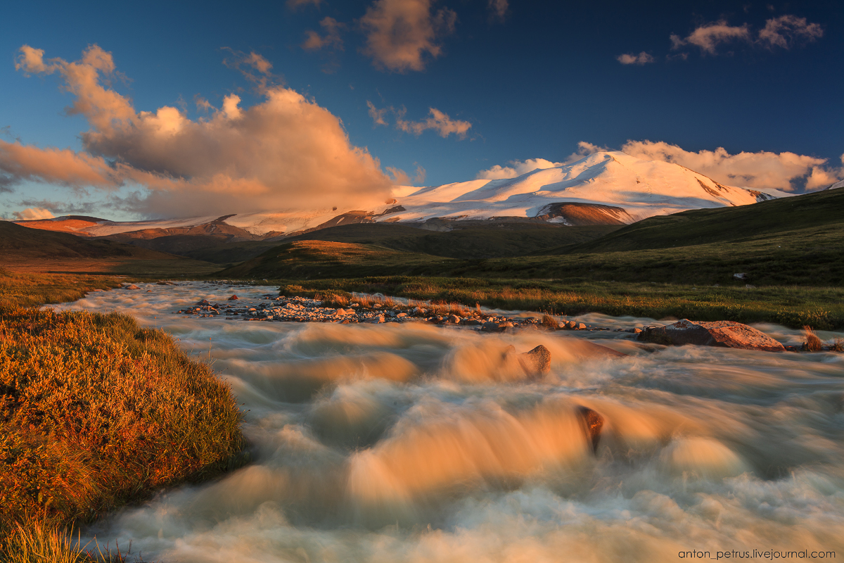 The energy of the mountains. The Ukok Plateau 09
