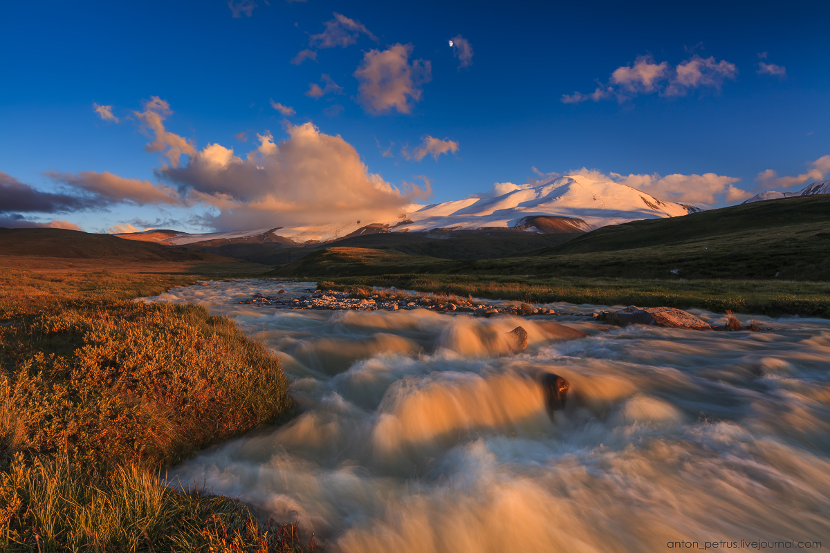The energy of the mountains. The Ukok Plateau 10