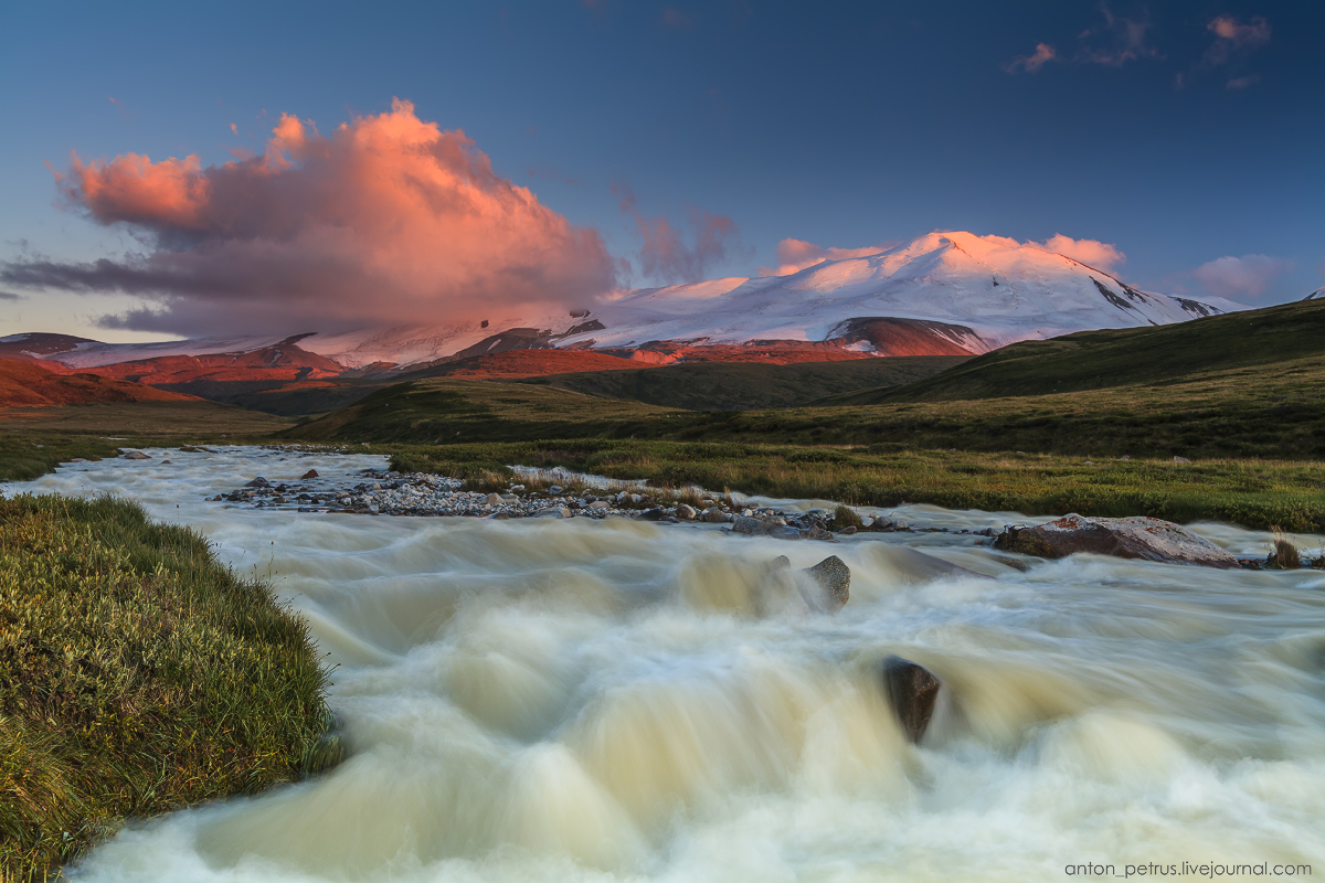 The energy of the mountains. The Ukok Plateau 12
