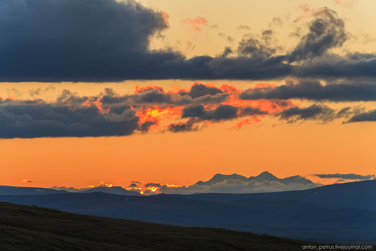 The energy of the mountains. The Ukok Plateau 13
