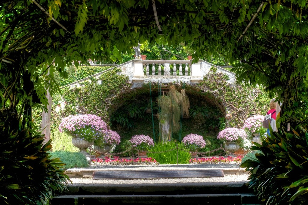 The gardens of Isola Bella 05