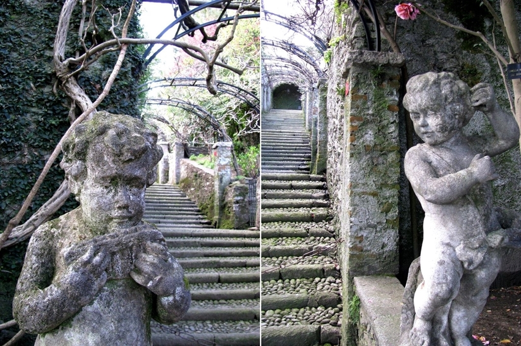 The gardens of Isola Bella 07