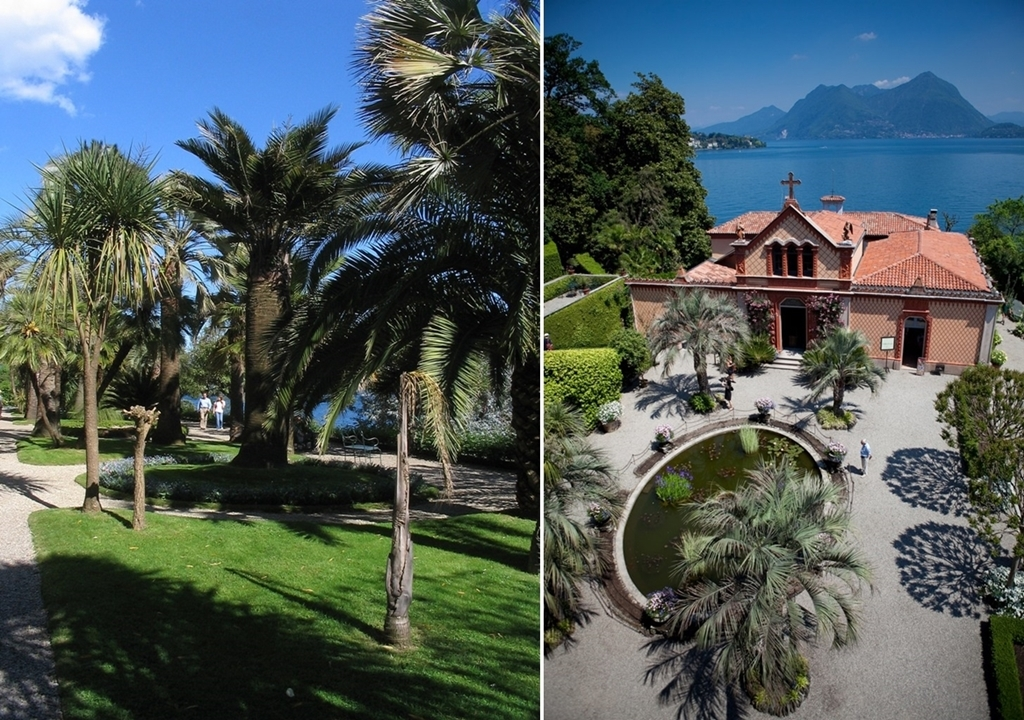The gardens of Isola Bella 09