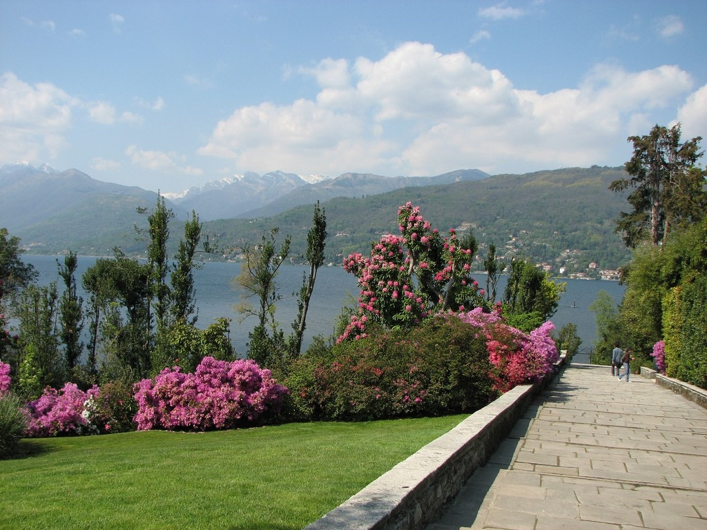 The gardens of Isola Bella 23