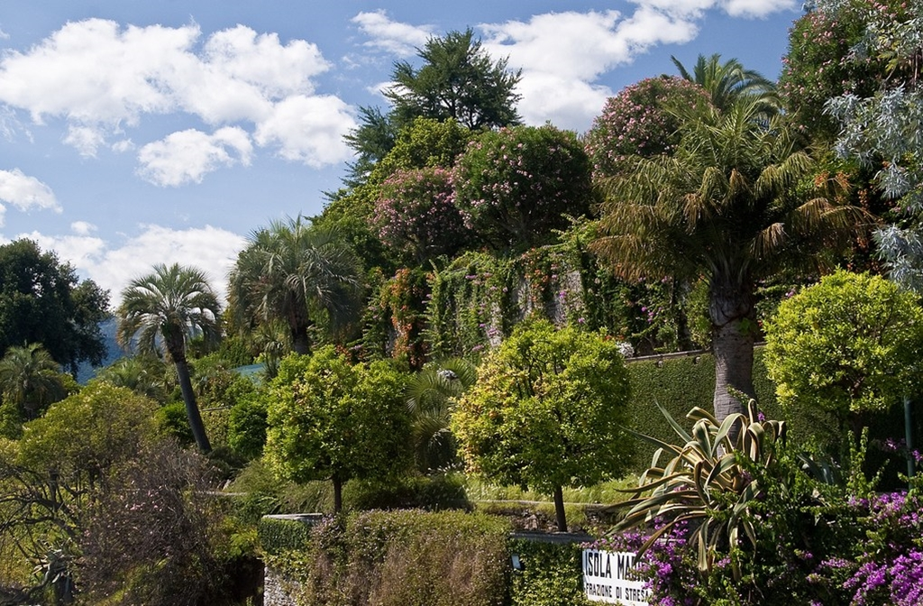 The gardens of Isola Bella 24