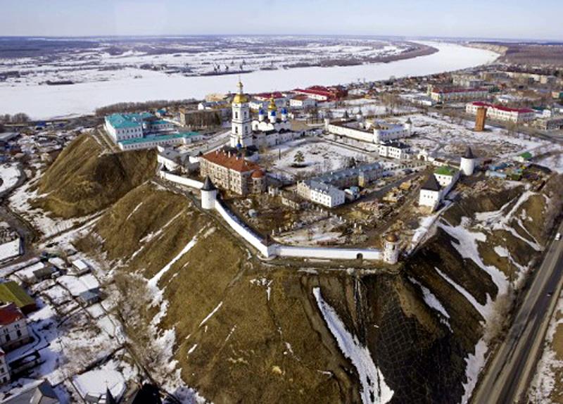Kremlin of Tobolsk