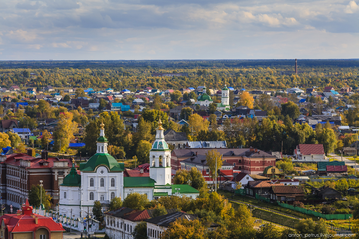 Tobolsk is the heart of Siberia 16