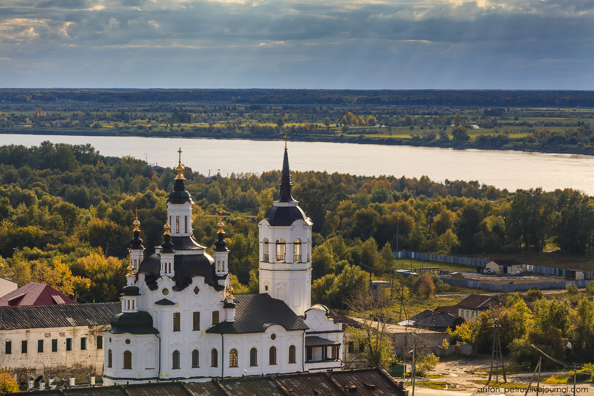 Tobolsk is the heart of Siberia 17