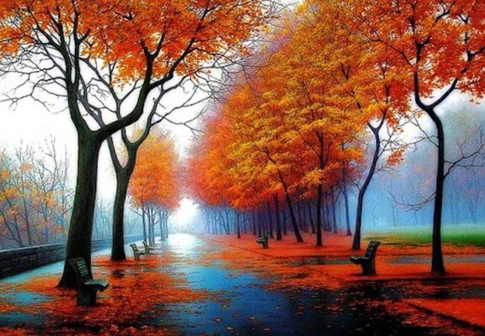 gold autumn 07