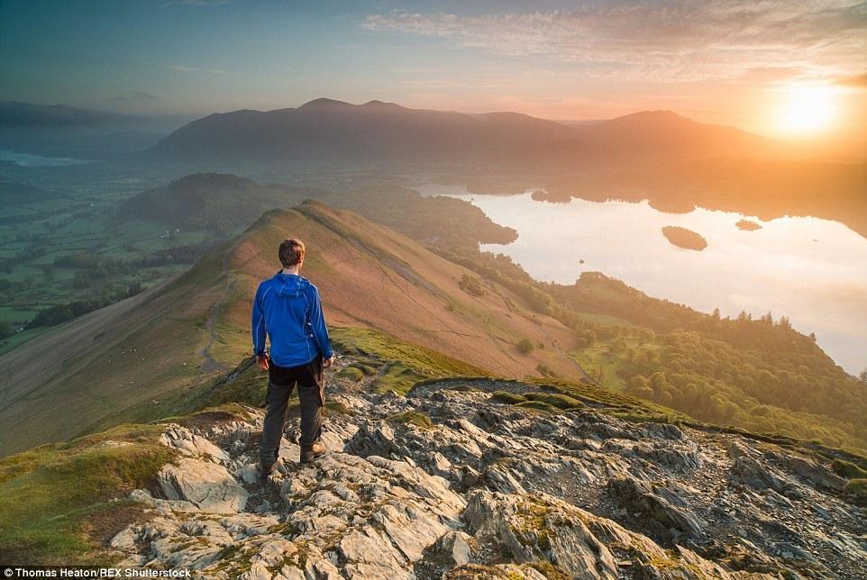 Прекрасные виды графства Йоркшир и Шотландского высокогорья: озерный край Великобритании