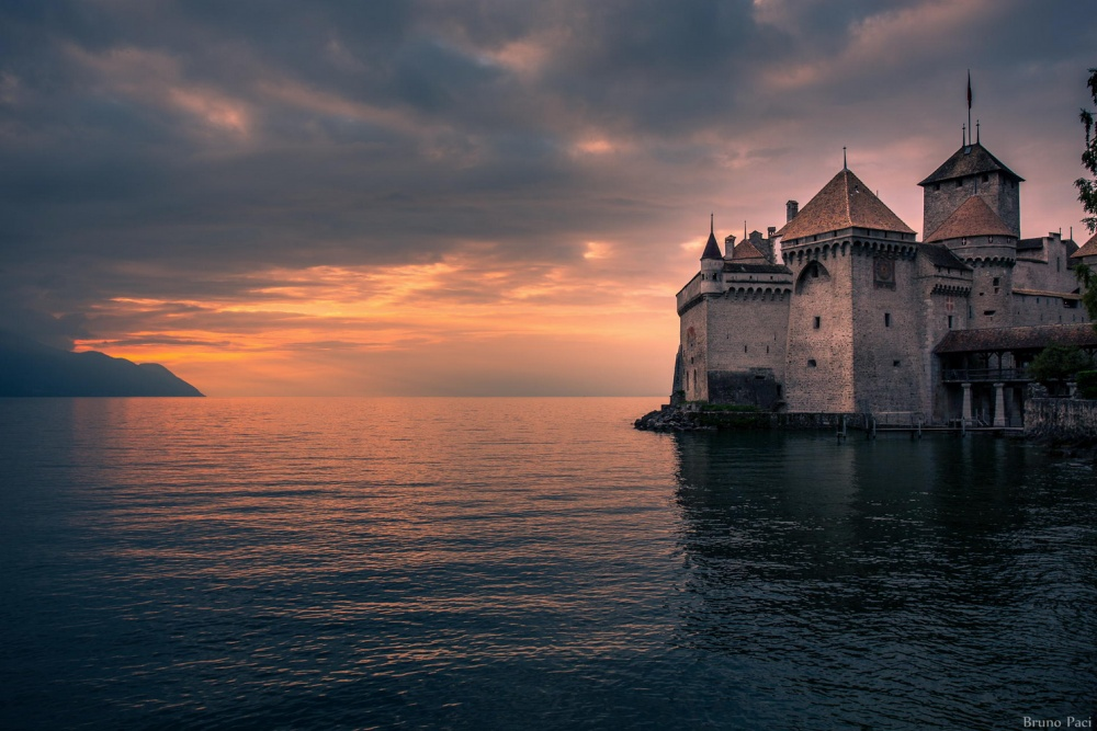 5 замков эпохи рыцарей