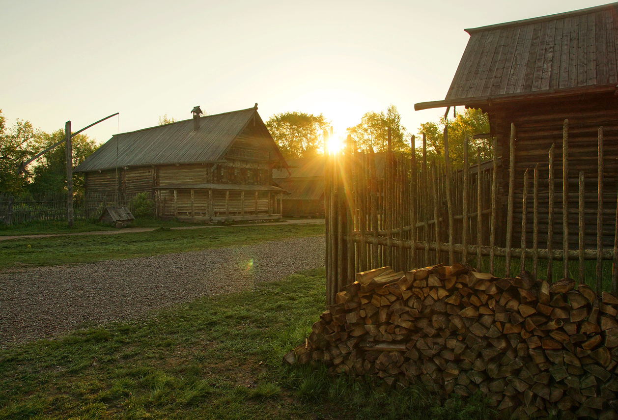 the Museum of wooden architecture in Russia_04