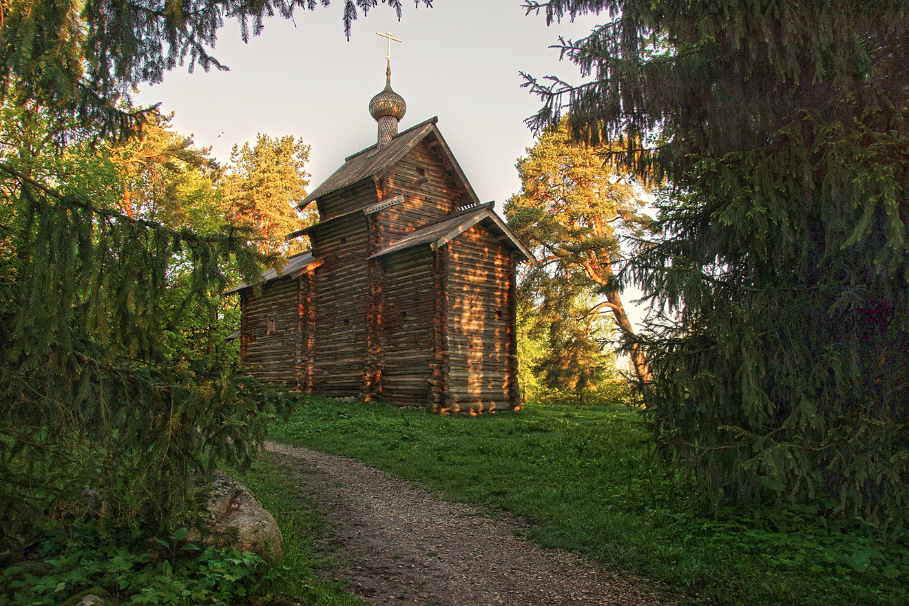the Museum of wooden architecture in Russia_06