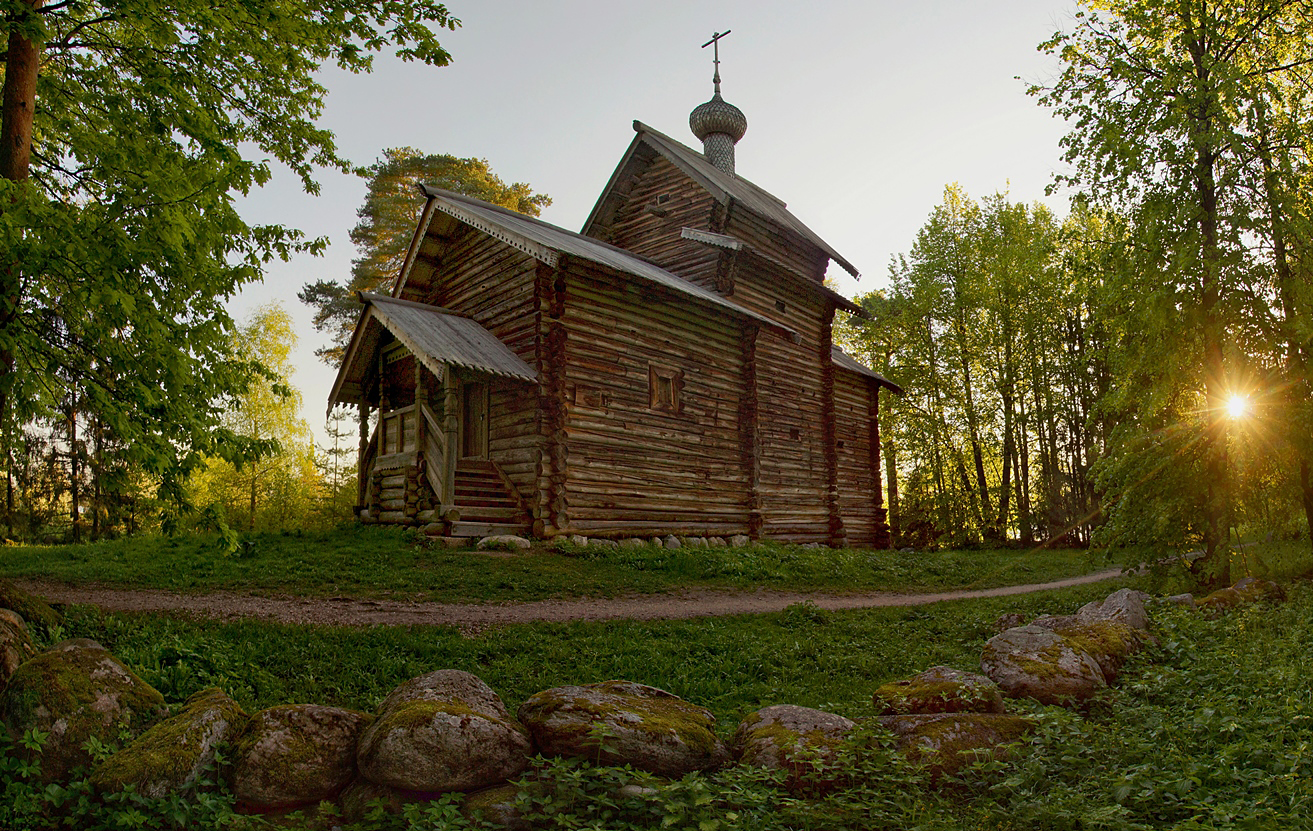 the Museum of wooden architecture in Russia_15