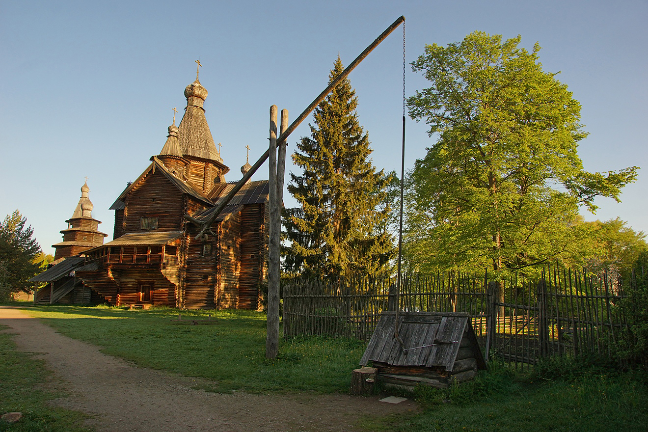 the Museum of wooden architecture in Russia_17