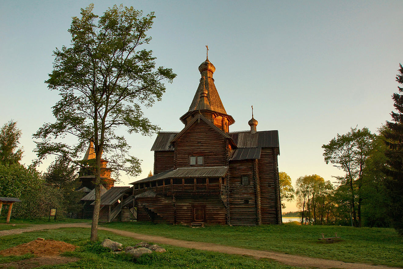 the Museum of wooden architecture in Russia_18