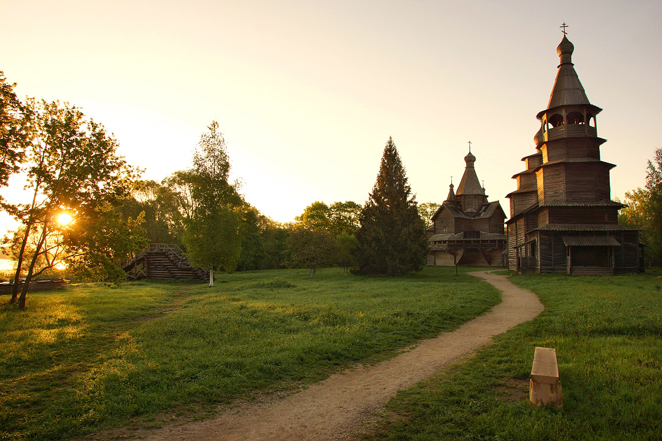 the Museum of wooden architecture in Russia_22
