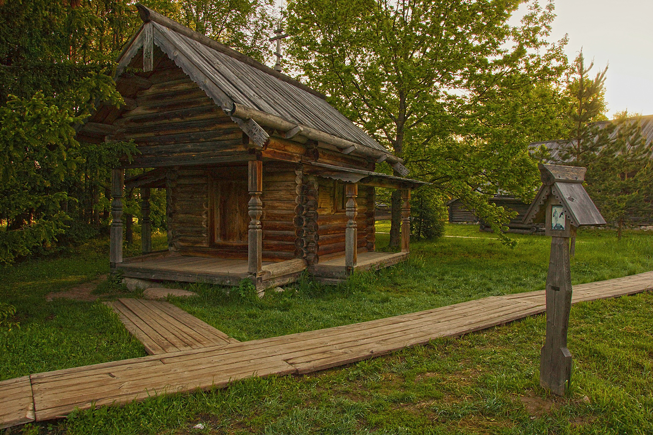 the Museum of wooden architecture in Russia_25