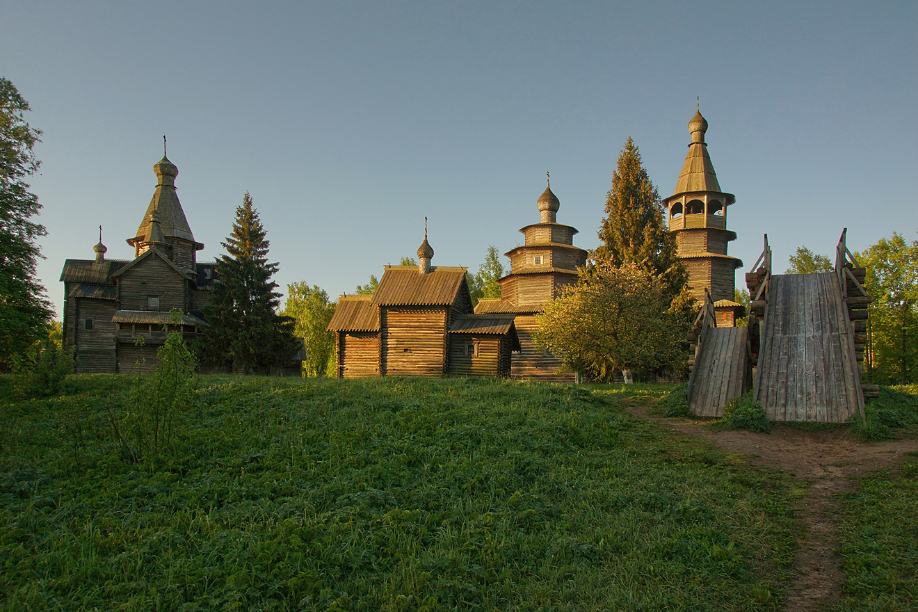 the Museum of wooden architecture in Russia_30