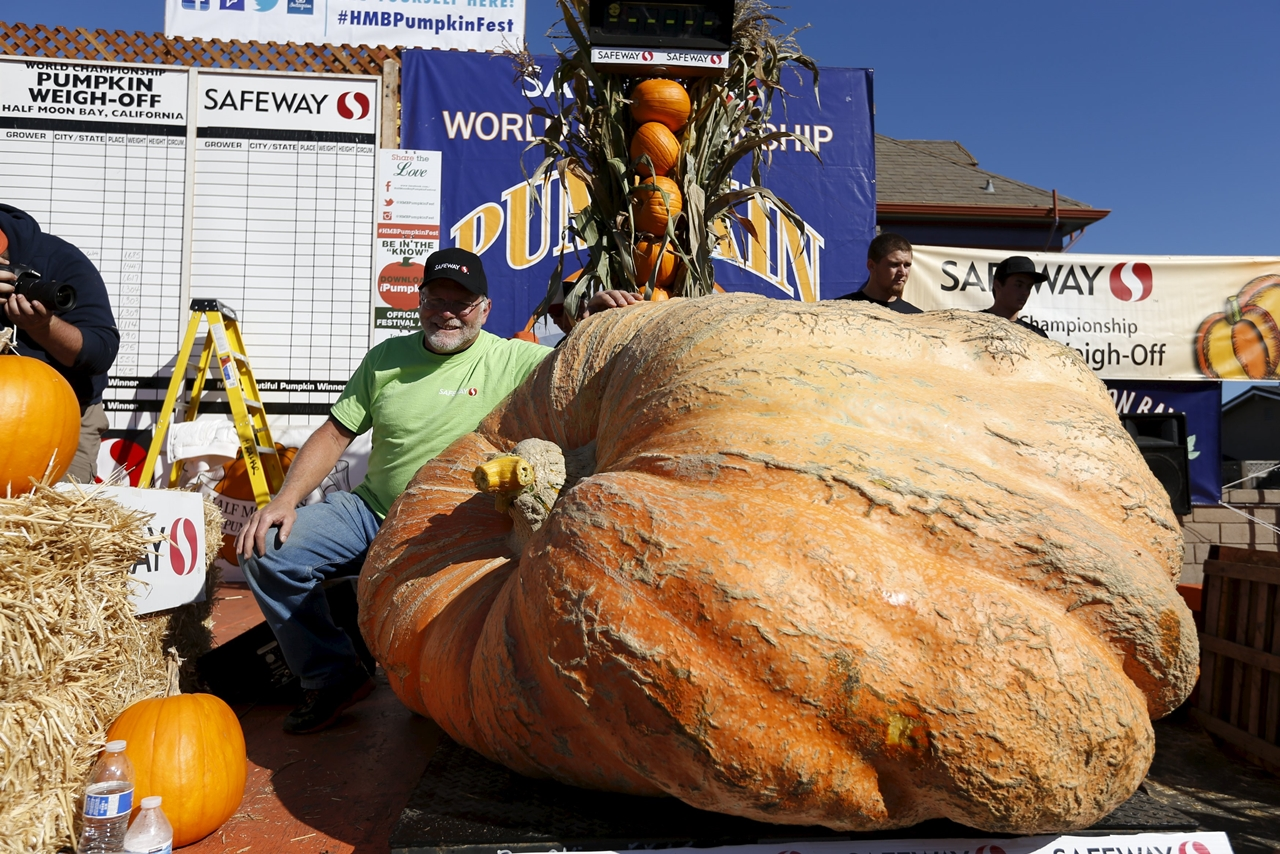 2015 Pumpkin World Championship 01