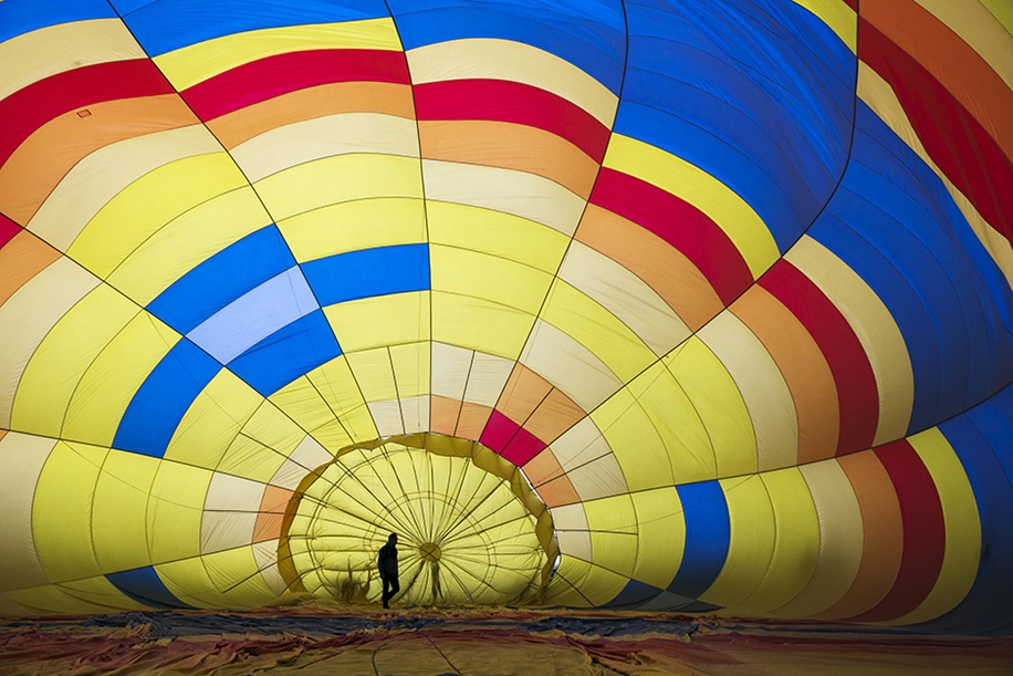 Annual balloon festival in Albuquerque 18