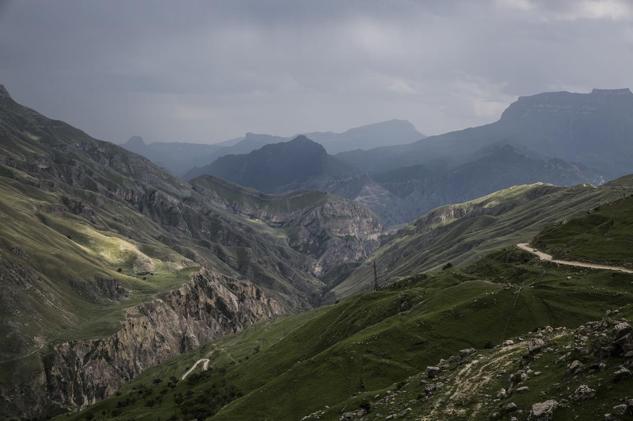 Дагестан в фотографиях и видео Люка Даглби